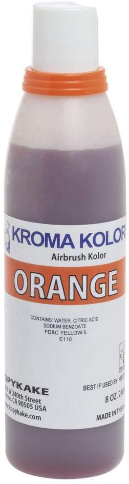 Kopykake Kroma kolor Orange 8 oz - 2071MALL