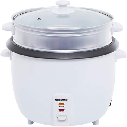 Olsenmark 3 In1 Automatc Rice Cooker/Steamer/2.8l/OMRC2183 - 2071MALL