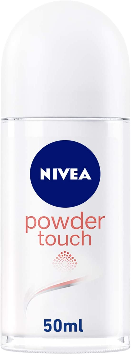 Nivea Deo Roll-On Powder Touch 50ml - 2071MALL