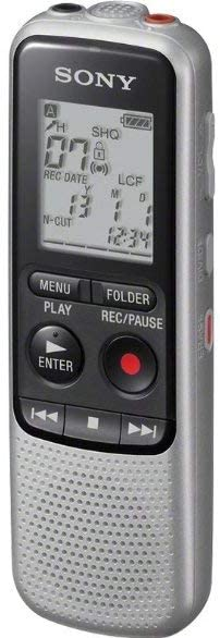 Sony Mono Digital Voice Recorder ICD-BX140 - 2071MALL