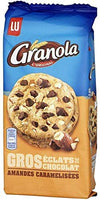LU Granola Extra Cookies Chocolate And Caramelized Almonds - 184 g - 2071MALL