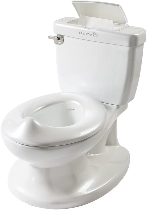 Summer Infant My Size Potty  Realistic Training Toilet , SI 11526 DSV - 2071MALL