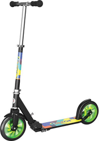 Razor Lux Lighted Wheels Scooter A5 ,Green - 2071MALL