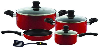 Royalford RF6082 Non-Stick Cookware Set, 8 Pcs - 2071MALL
