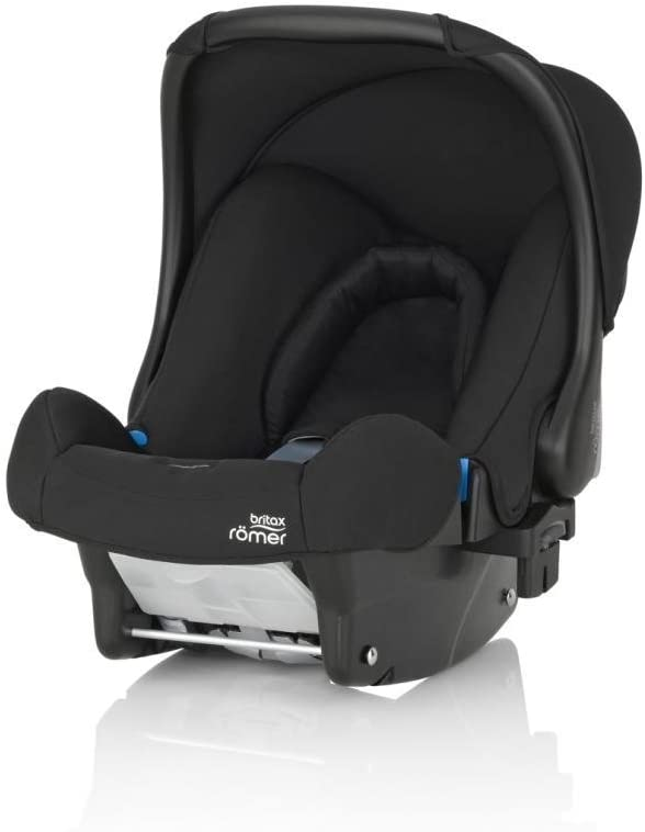 Britax  Römer-Baby Safe-Baby Car Seat,From Birth To 13 Kg, Group 0+, Cosmos Black , BX2000026517