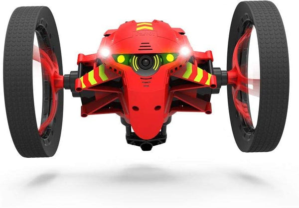 Parrot Minidrone Jumping Night - Red, 3520410028991 - 2071MALL