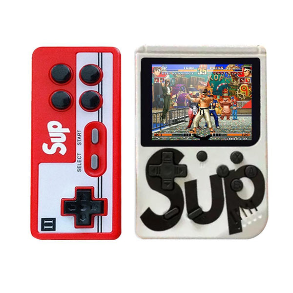 SUP Double GAME BOX 400 in 1 Plus Gaming console Double gaming machine - 2071MALL