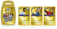 Top Trumps World Football Stars Card
