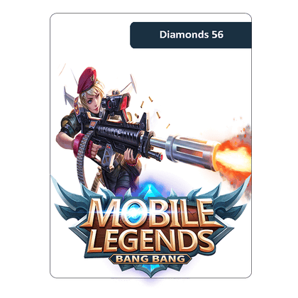 Mobile Legends Diamonds- Direct Top-Up (Non-redeemable) (Prepaid Only) - 2071MALL
