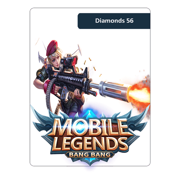 Mobile Legends Diamonds- Direct Top-Up (Non-redeemable) (Prepaid Only)