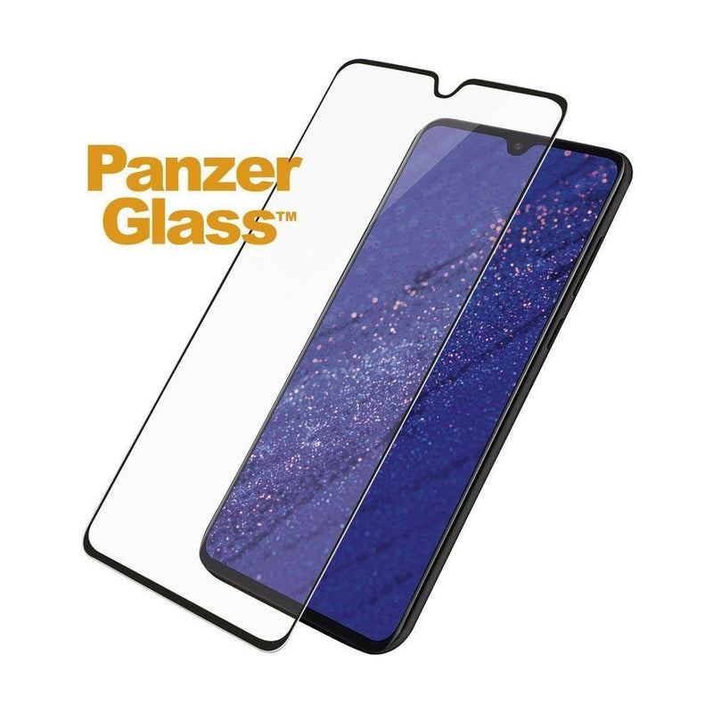 Panzerglass - Huawei Mate 20 Black Curved Edges Case Friendly Screen Protector - Black, PNZ5323 - 2071MALL
