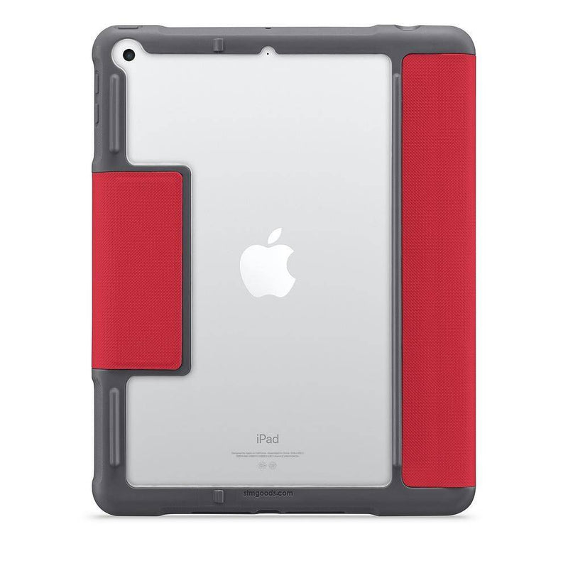 Stm - Dux Plus Duo Case For Ipad 9.7 6Th Gen Red - Red, STM-222-200JW-02 - 2071MALL