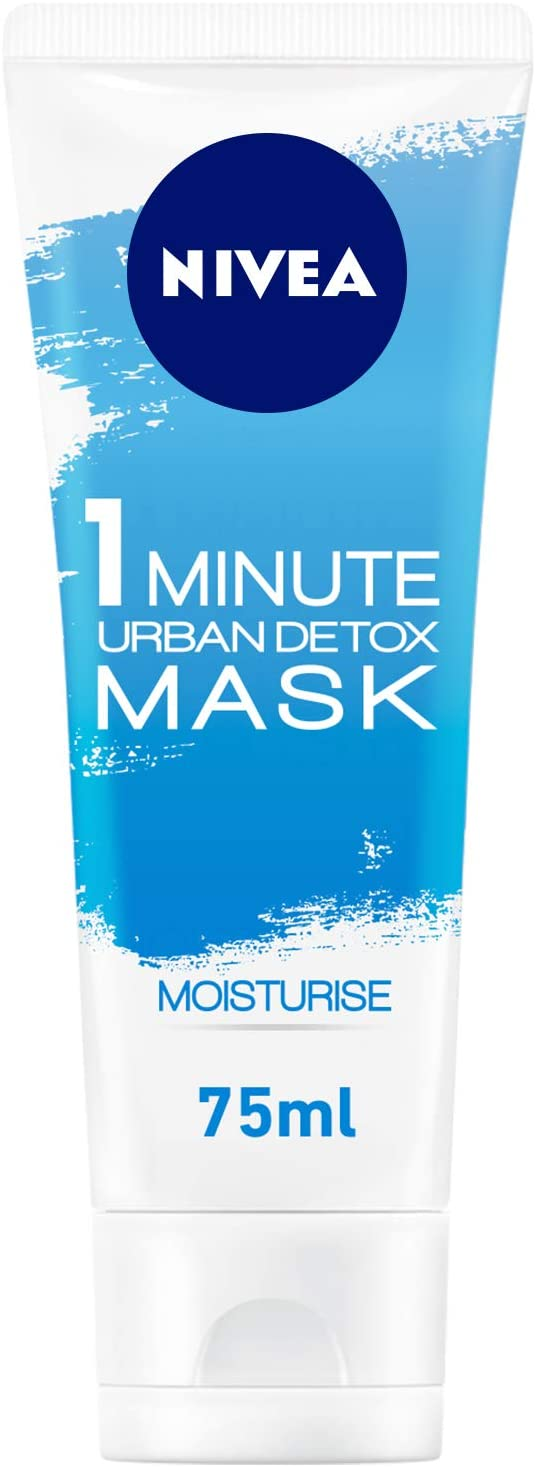 Nivea Face Urban Detox Moisturise Mask 75ml - 2071MALL