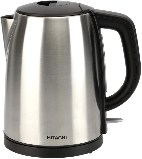 Hitachi Electric Kettle 1.7L - HEKE60 Silver - 2071MALL