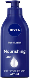 Nivea Body Lotion Nourishing For Extra Dry Skin 625ml - 2071MALL