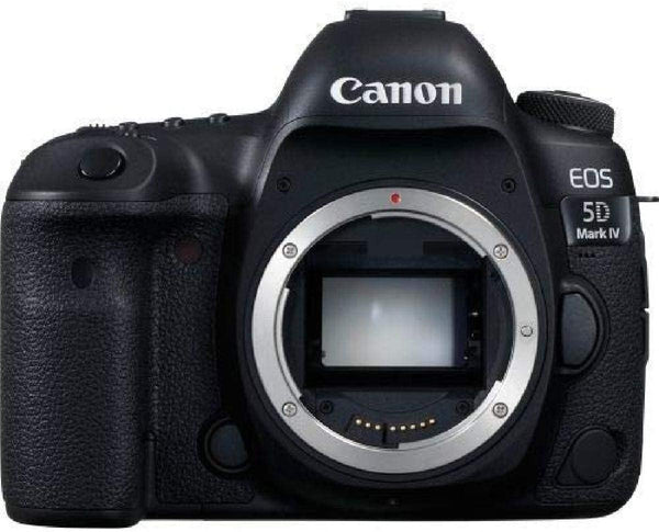 Canon EOS 5D Mark IV Full Frame Digital SLR Camera Body - 2071MALL
