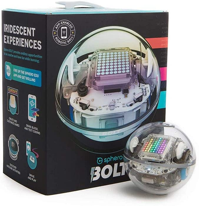 Sphero Bolt App - Enabled Robot Toy - 2071MALL