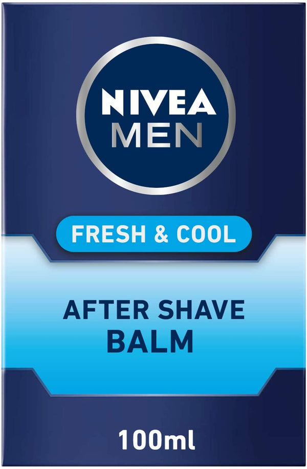 Nivea Men Fresh & Cool After Shave Balm 100ml - 2071MALL