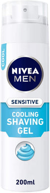 Nivea Men Sensitive Cooling Shaving Gel 200ml - 2071MALL