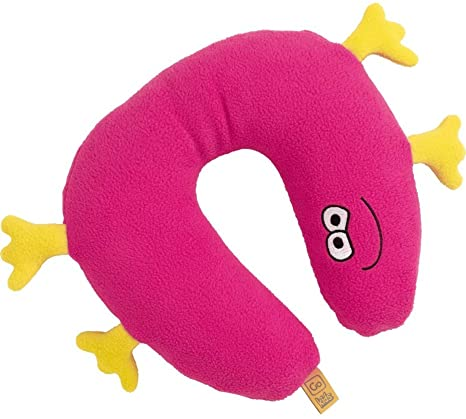 Go Travel Neck Pillow Playful Squashy Foam - 2071MALL