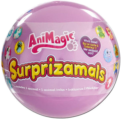 Animagic Surprizamals Plush Capsule Blind Pack - 2071MALL