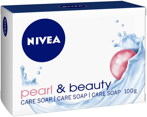 Nivea Soap Pearl & Beauty 100G - 2071MALL