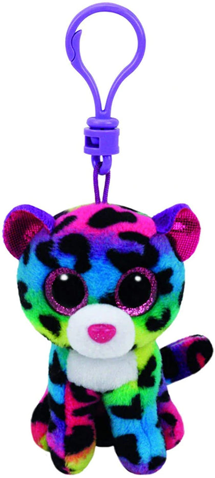 Beanie Boos Leopard Dotty Multi Color Clip, 3Inch - 2071MALL