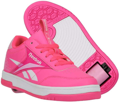 Heelys Reebok Court Low Vector, Pink - 2071MALL