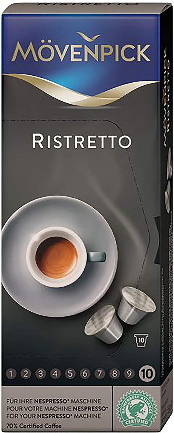 Movenpick Ristretto Coffee Capsule 53g - 2071MALL