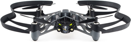 Parrot Minidrones Swat Airborne Night Drone/Black - 2071MALL