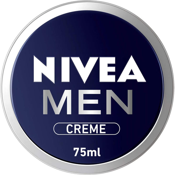 Nivea Men Crème Tin 75ml - 2071MALL