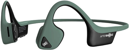 AfterShokz Trekz Air Bluetooth Wireless Bone Conduction Headphones for Sport with Microphone - 2071MALL