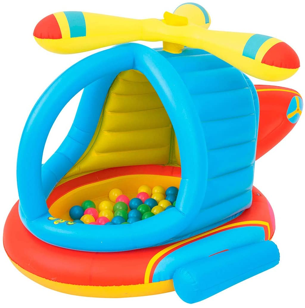Best Way Helicopter Ball Pit, 140x127x89 - 2071MALL