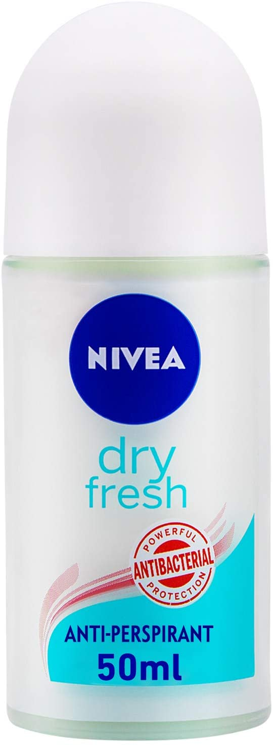 Nivea Deo Roll-On Dry Fresh 50ml - 2071MALL