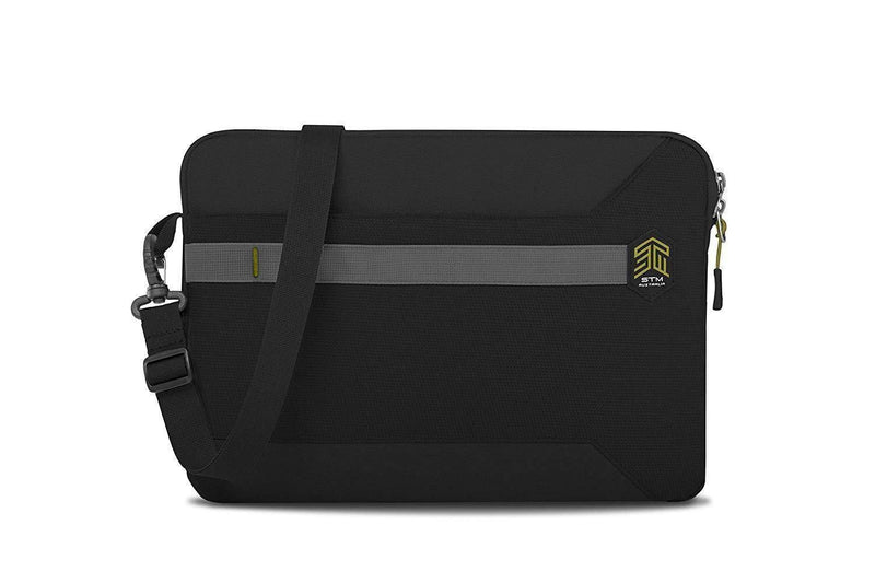 Stm - Blazer Sleeve For Up To 13-Inch Laptop & Tablet Black - Black, STM-114-191M-01 - 2071MALL