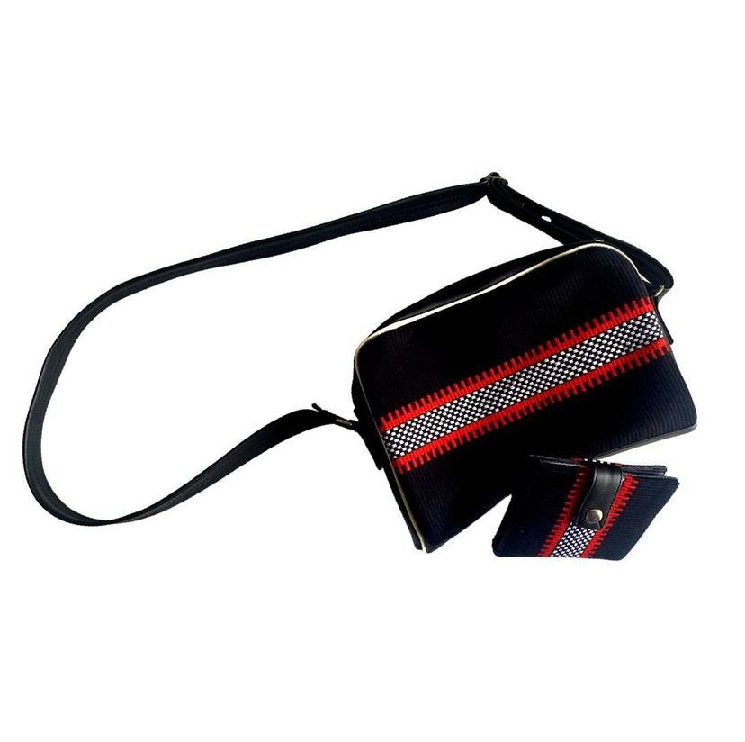 Elago Airpods Duo Case for Airpods 1 & 2 (Body-Jean Indigo, Classic White, Yellow) - 2071MALL