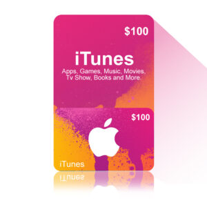 iTunes United States $100 US Dollar (USD) - 2071MALL