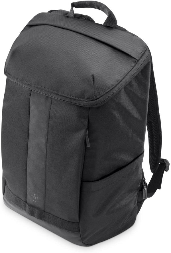 Belkin Fabric Grey Laptop Bags, BKN-F8N900BTBLK - 2071MALL