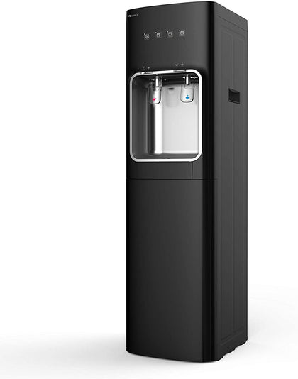 Gree Everest-BL2BS Floor Standing Bottom Loading Water Dispenser, Black - BL2BS - 3 Years Compressor Warranty. - 2071MALL