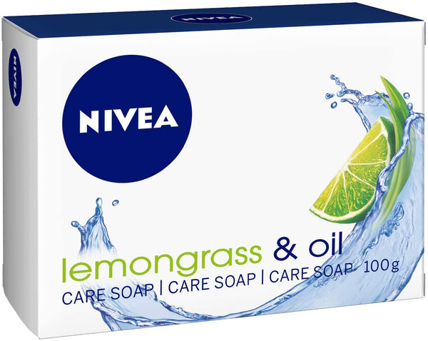 Nivea Soap Lemon & Oil 100G - 2071MALL