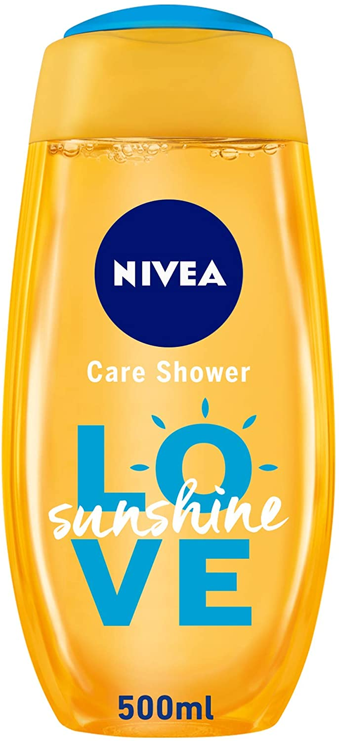 Nivea Shower Gel Sunshine Love 500ml - 2071MALL