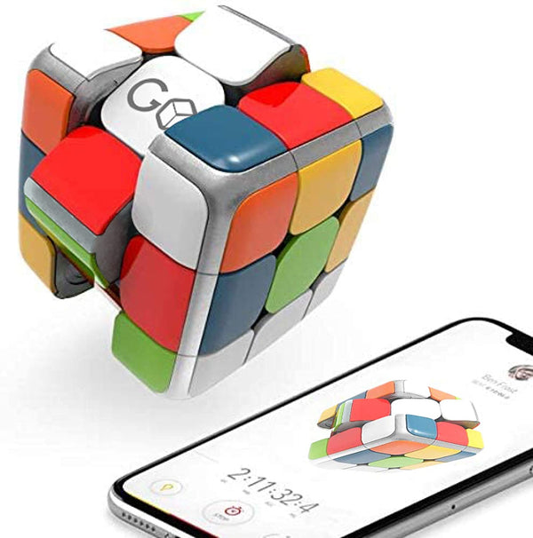 Gocube The Connected, Smart Rubik'S Puzzle Cube: Game And Stem Toy For Speed And Competition - 2071MALL