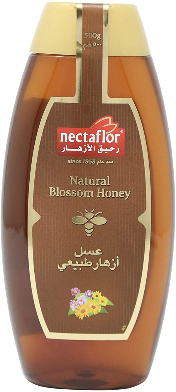 Nectaflor Blossom Honey - 500 gm - 2071MALL