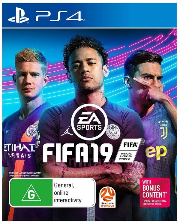 FIFA 19 for PS4 - 2071MALL