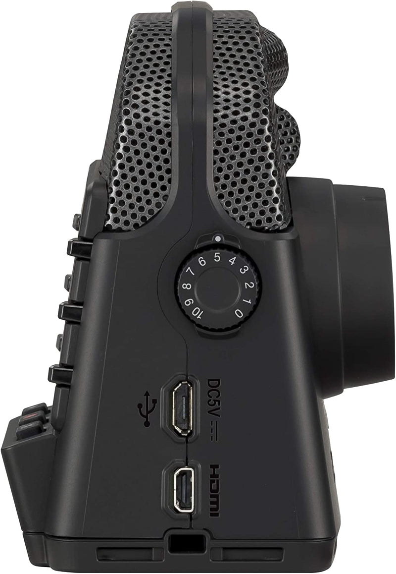 Zoom Q2N-4K Handy Video Recorder With XY Microphone - 2071MALL