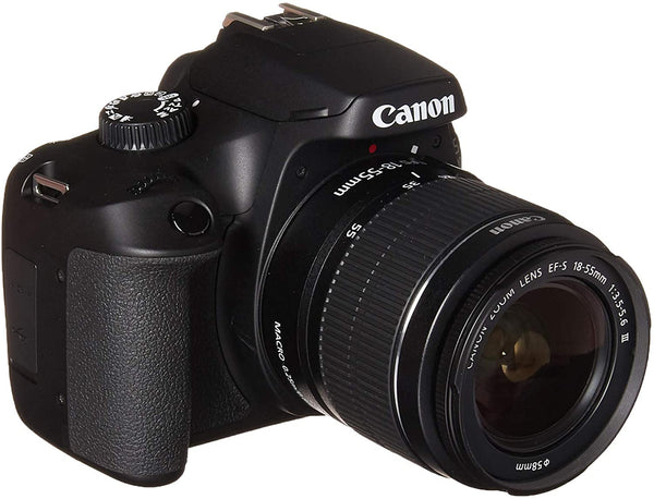 Canon EOS 4000D DSLR Camera/EF-S 18-55 mm f/3.5-5.6 III Lens - 2071MALL