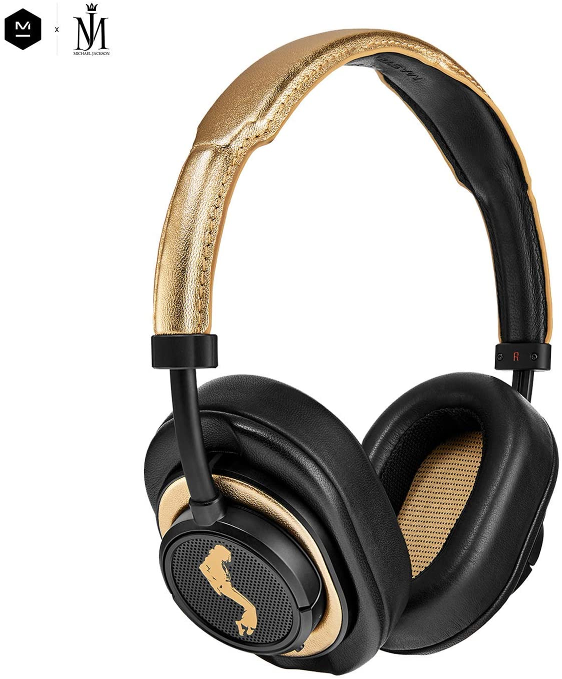 Master & Dynamic Mw50+ Over-Ear Bluetooth Headphones - Michael Jackson Edition - 2071MALL