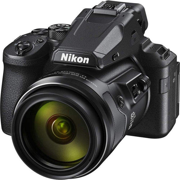 Nikon Coolpix P950 83X Optical Zoom Digital Camera - 2071MALL