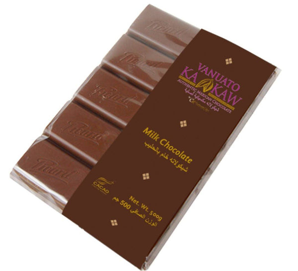 Vanuato Kakaw Bakery Milk Chocolate 500gm - 2071MALL