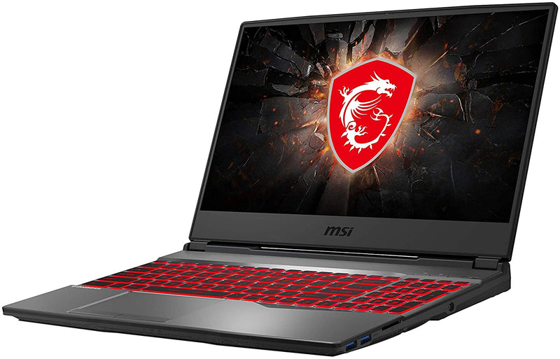 MSI GP65 LEOPARD 10SEK-016, 15.6 inch FHD 144HZ, Core i7-10750H, 16GB RAM, 1TB HDD+256GB SSD, NVIDIA Graphics 6GB RTX2060, Windows 10 Home | 10SEK-016-BLK - 2071MALL